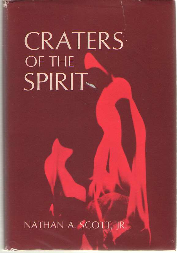 Image for Craters Of The Spirit Studies in the Modern Novel