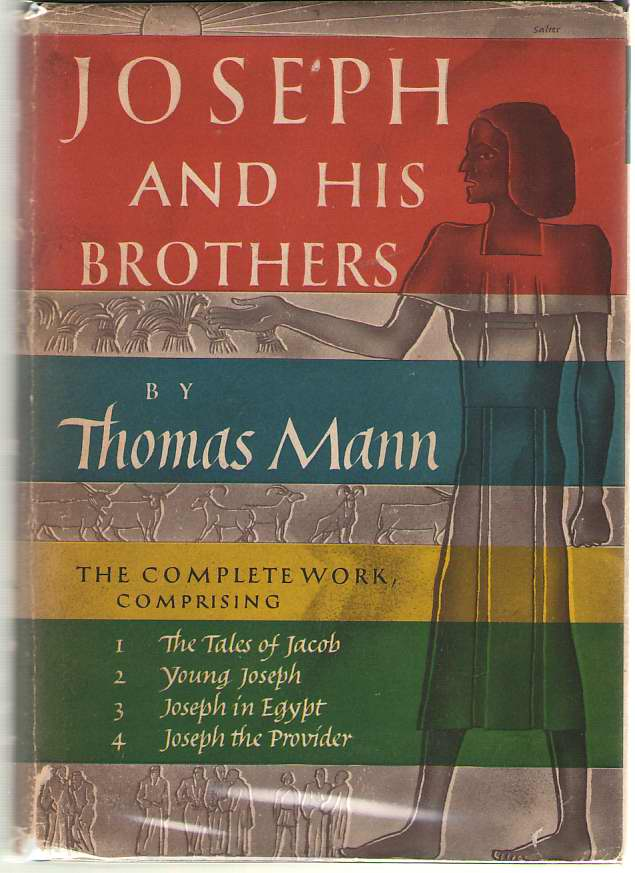 Joseph And His Brothers, Mann, Thomas