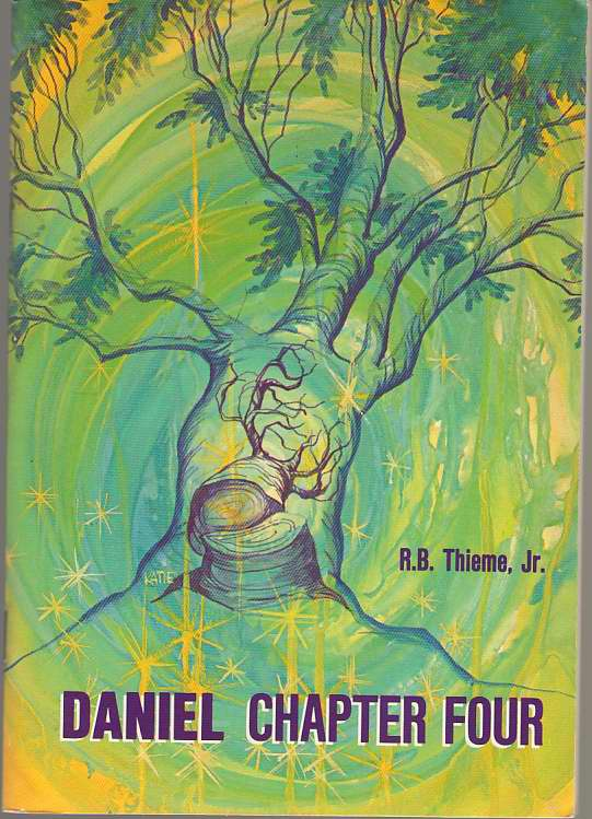Image for Daniel, Chapter Four