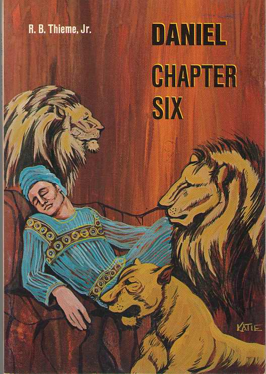 Image for Daniel, Chapter Six