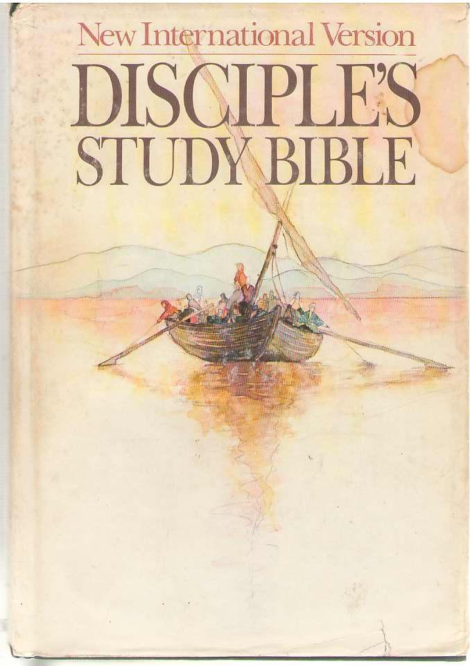 Disciple's Study Bible New International Version, Bible