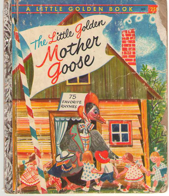A Little Golden Mother Goose, Rojankovsky, Feodor (Illustrated by)