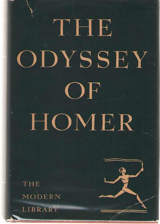 The Odyssey of Homer, Homer; Butcher. S. H. & Lang, A. (translators)