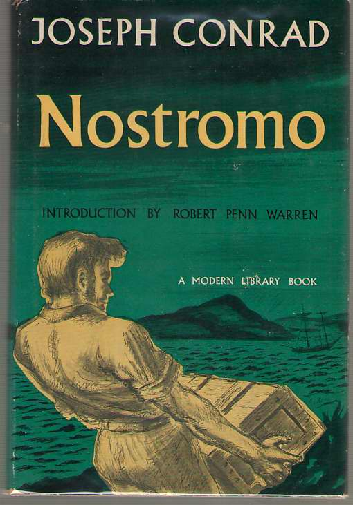 Nostromo, Conrad, Joseph; Warren, Robert Penn (Introduction)