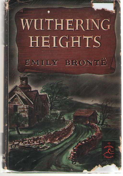 Wuthering Heights, Bronte, Emily; Gettmann, Royal (Introduction)