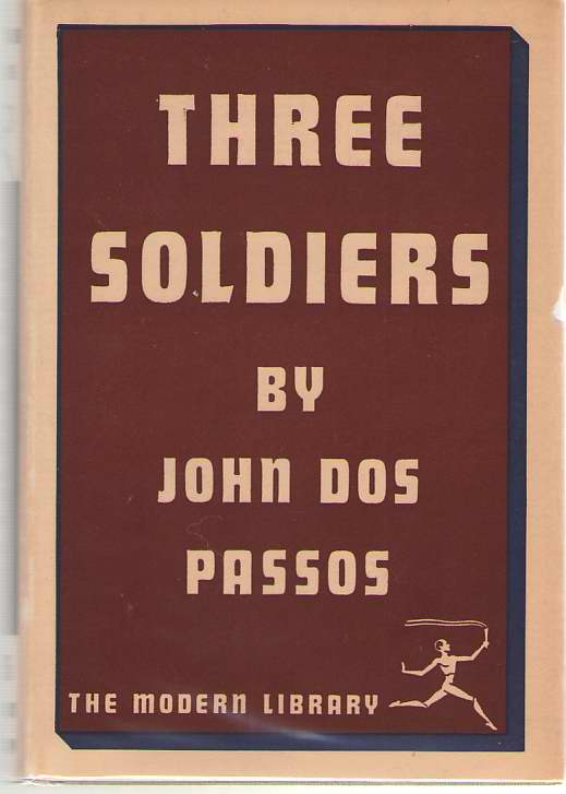 Three Soldiers, Dos Passos, John