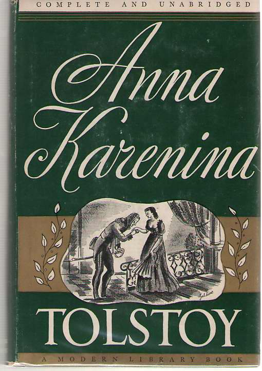 Anna Karenina, Tolstoy, Leo; Troyat, Henri (Introduction)