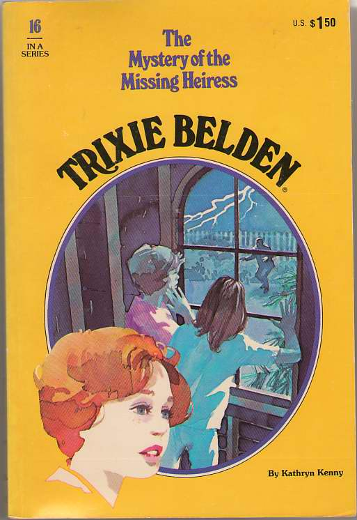 Trixie Belden and the Mystery of the Missing Heiress, Kenny, Kathryn