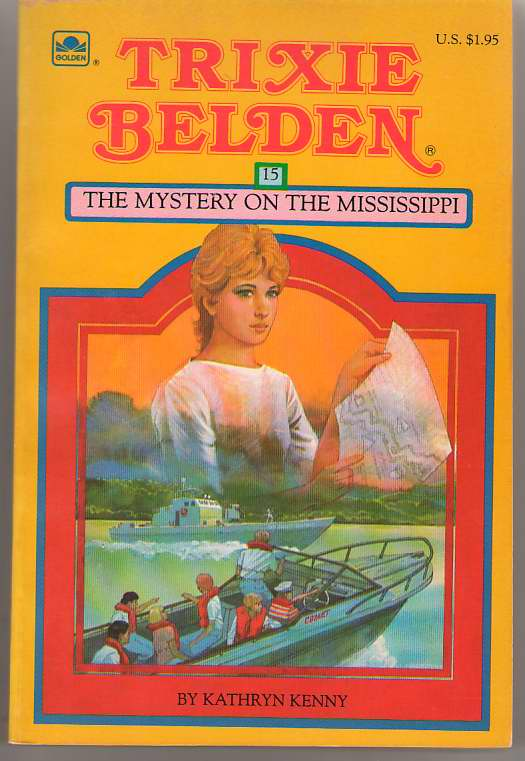 Trixie Belden And The Mystery On The Missisippi, Kenny, Kathryn