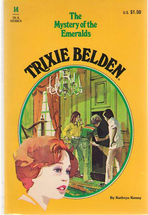 Trixie Belden And The Mystery Of The Emeralds, Kenny, Kathryn