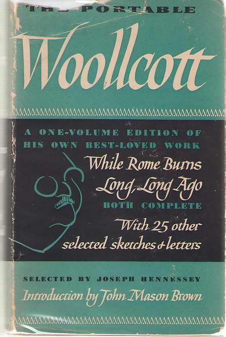 Image for The Portable Woollcott
