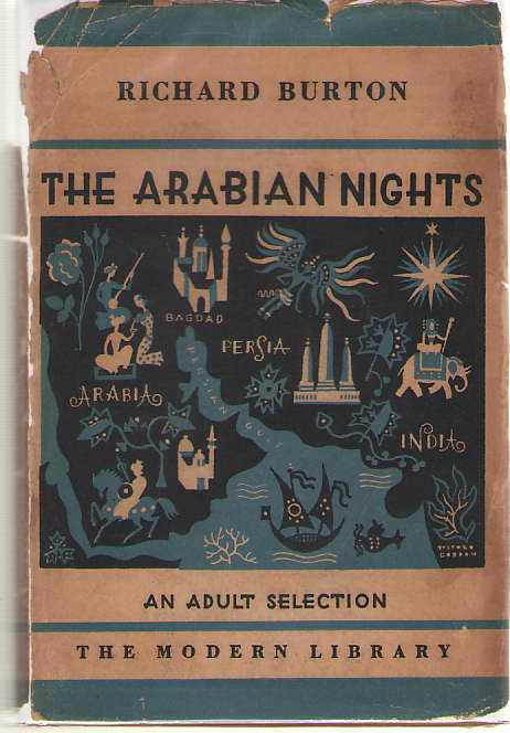 The Arabian Nights' Entertainments Or the Book of a Thousand Nights and a Night, Burton, Richard (translator)