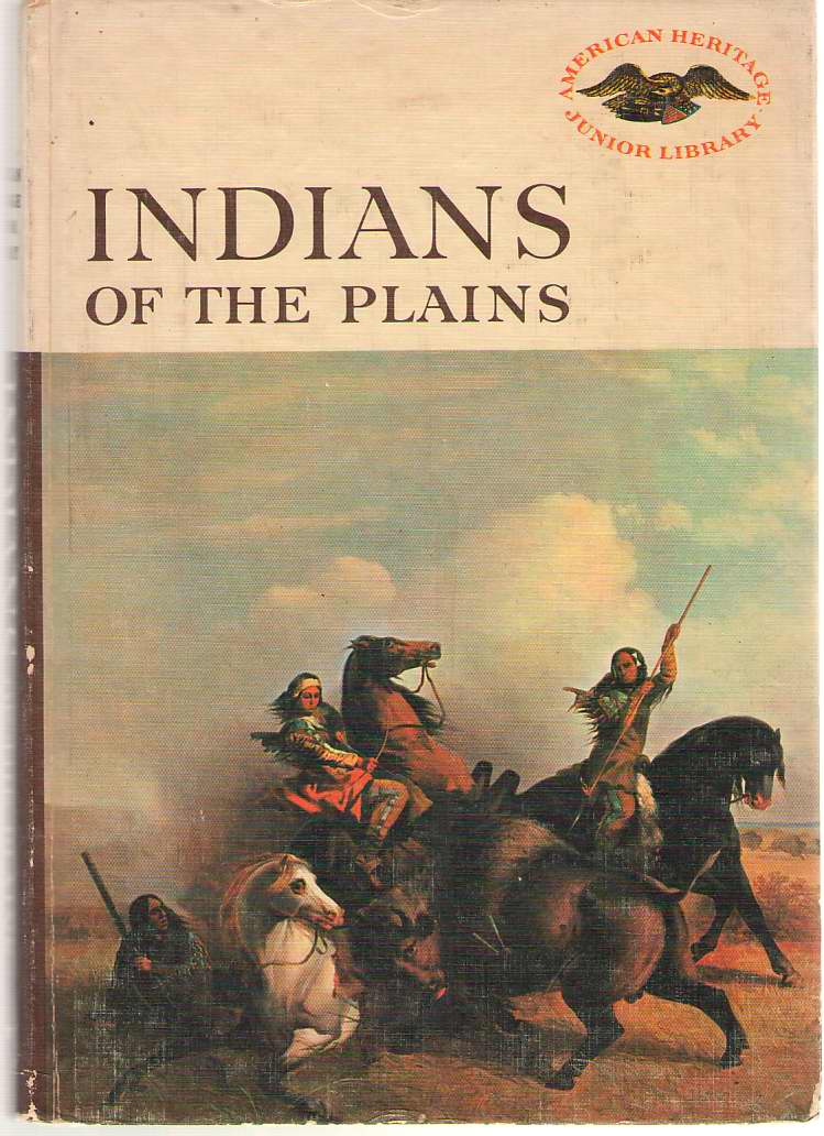 Indians Of The Plains, Rachlis, Eugene