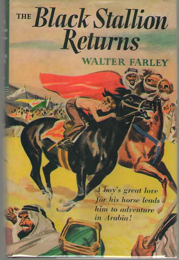 The Black Stallion Returns, Farley, Walter