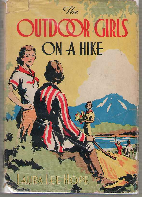 The Outdoor Girls On A Hike, Hope, Laura Lee