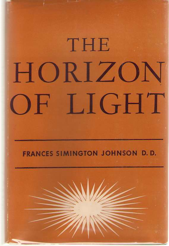 The Horizon Of Light, Johnson, Frances Simington