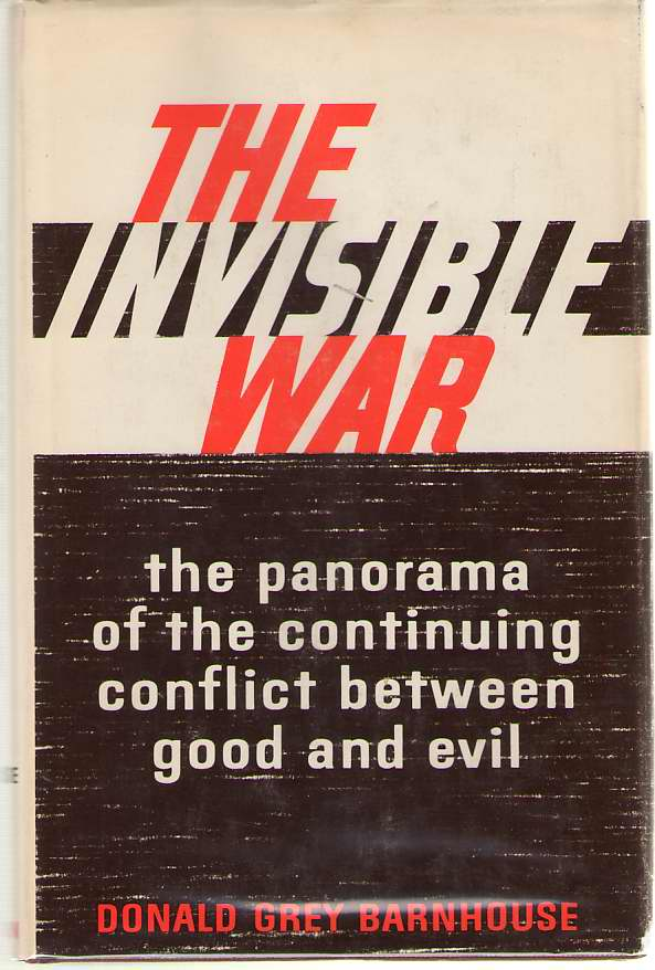 The Invisible War, Barnhouse, Donald Grey