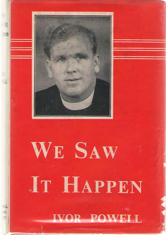 Image for We Saw It Happen