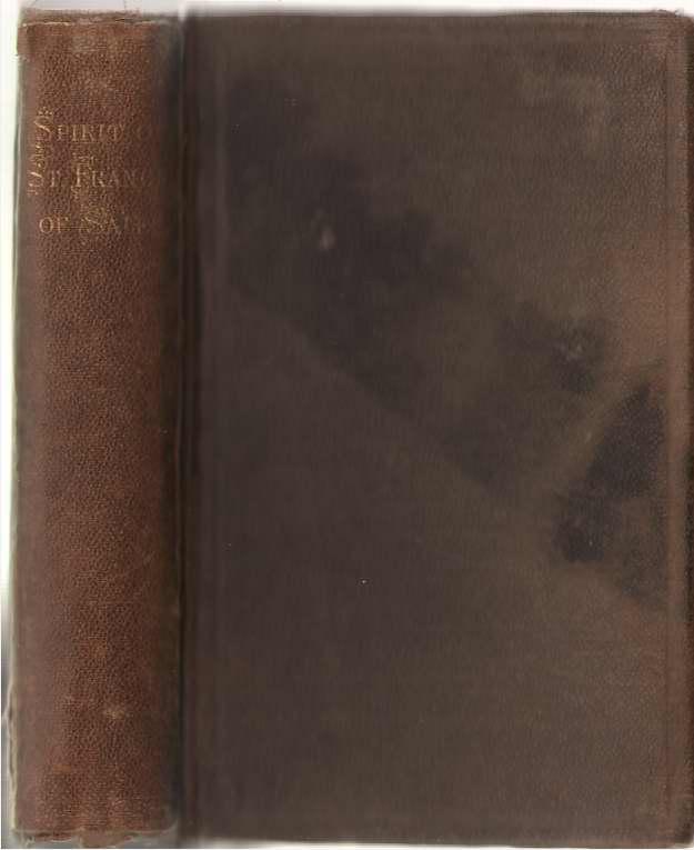 The Spirit Of St. Francis De Sales, Camus, Jean-Pierre