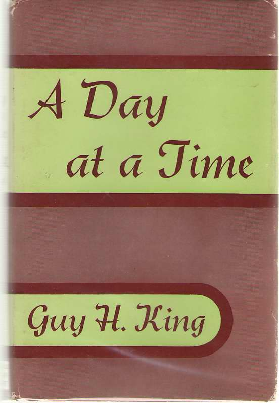 A Day At A Time, King, Guy H.