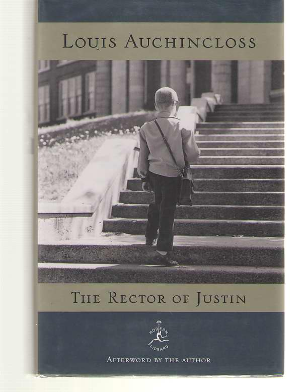 The Rector of Justin, Auchincloss, Louis