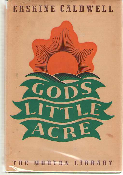 God's Little Acre, Caldwell, Erskine