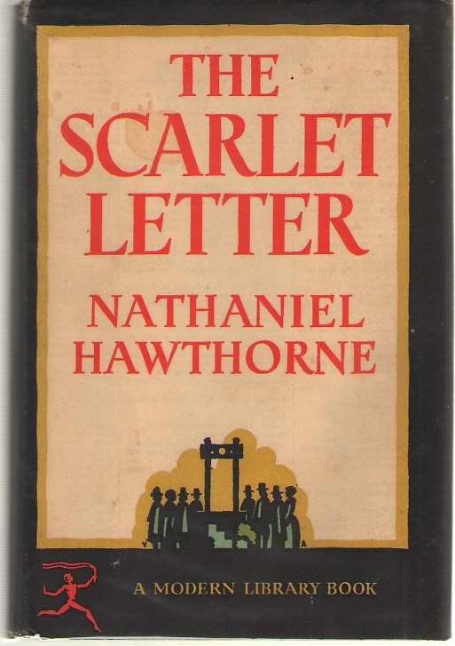 The Scarlet Letter, Hawthorne, Nathaniel; Gerber, John (Introduction)