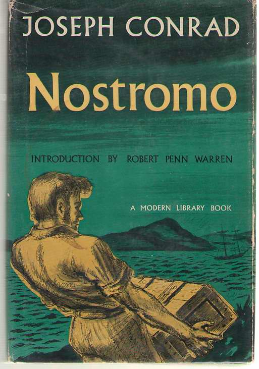Nostromo, Conrad, Joseph; Warren, Robert Penn (Introduction)