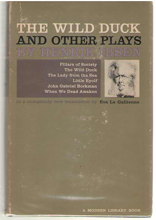 The Wild Duck, And Other Plays