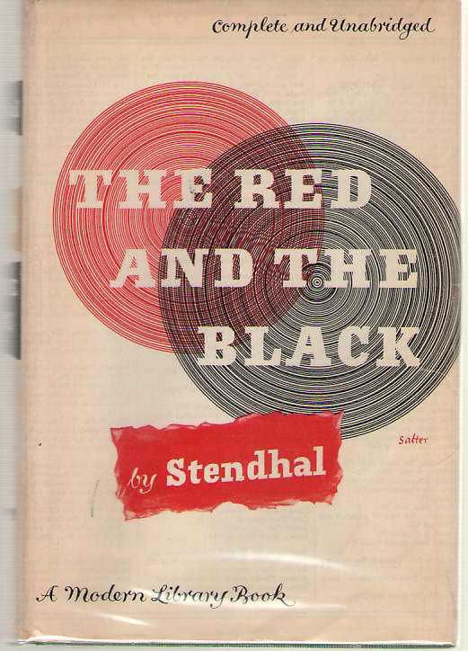 The Red And The Black, Stendhal (Marie-Henri Beyle)