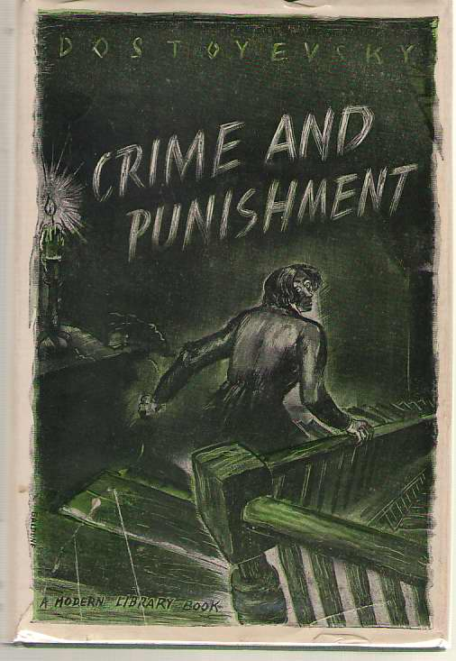 Crime and Punishment, Dostoyevsky, Fyodor; Simmons, Ernest J. (Introduction)