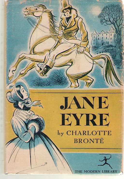 Jane Eyre, Bronte, Charlotte; Peden, William (Introduction)