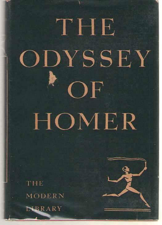 The Odyssey of Homer, Homer; Butcher. S. H. & Lang, A. (translators) ; Highet, Gilbert (Introduction)