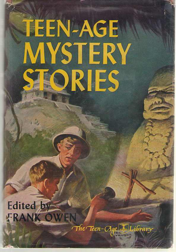 Teen-age Mystery Stories, Owen, Frank (editor)
