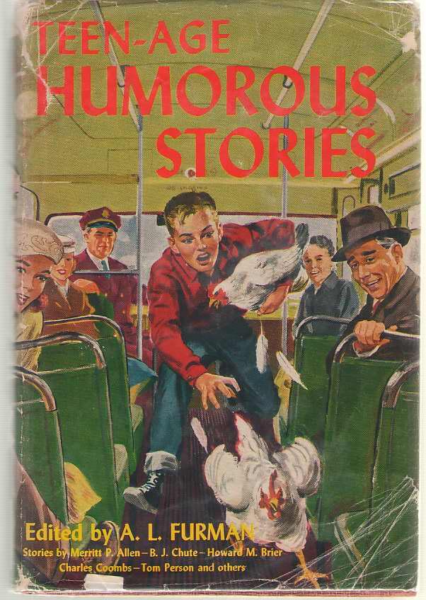 Teen-age Humorous Stories, Furman, A. L. (editor)