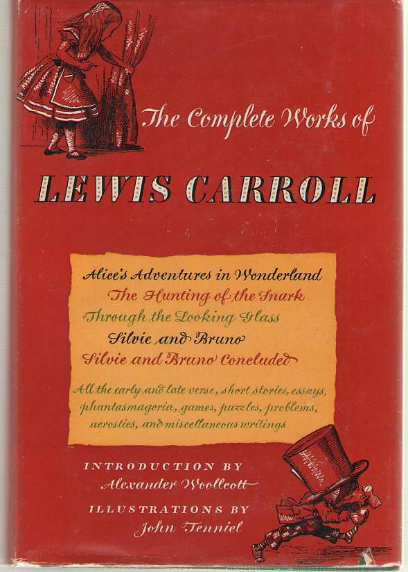 The Complete Works Of Lewis Carroll, Carroll, Lewis