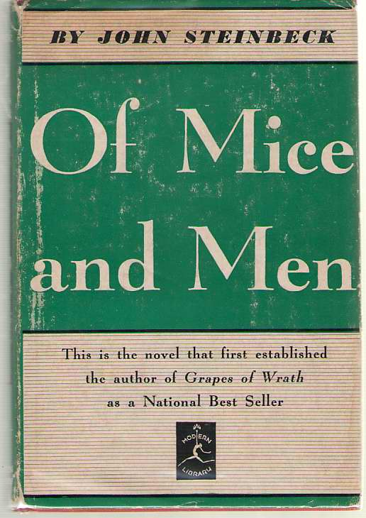 Of Mice And Men, Steinbeck, John