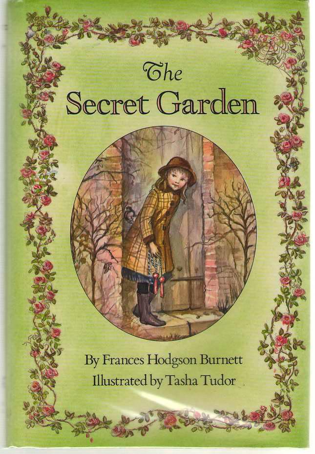 The Secret Garden, Burnett, Frances Hodgson; Tudor, Tasha (Illustrator)