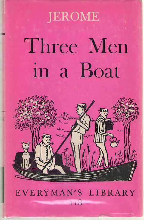 Three Men in a Boat, Jerome, Jerome K.