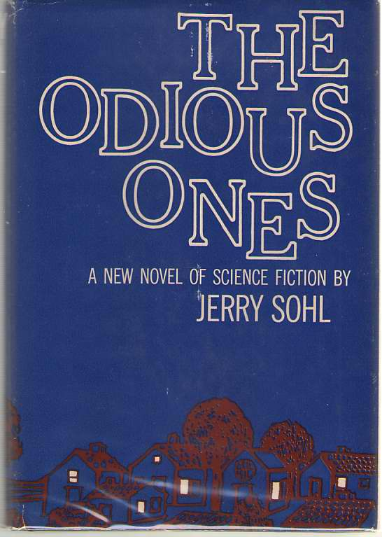 Image for The Odious Ones