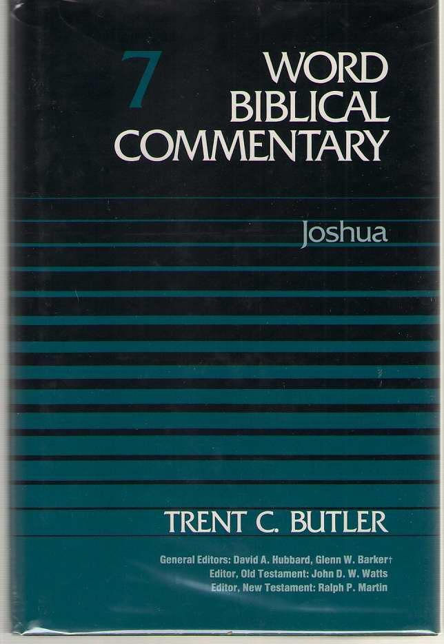 Joshua, Butler, Trent C.