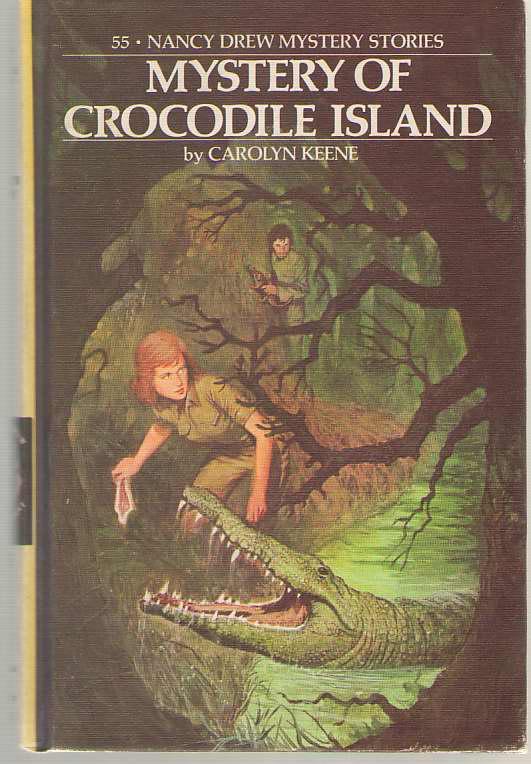 Mystery Of Crocodile Island, Keene, Carolyn (Harriet Adams)
