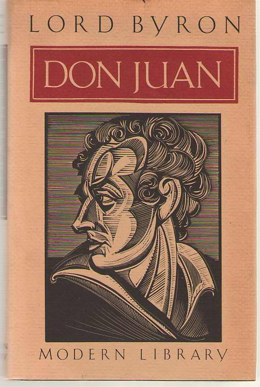 Don Juan, Byron, Lord George G.