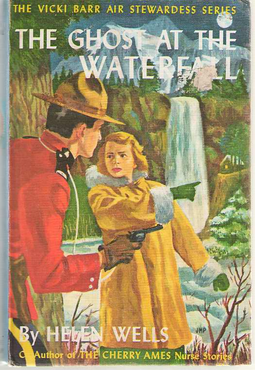The Ghost At The Waterfall, Wells, Helen