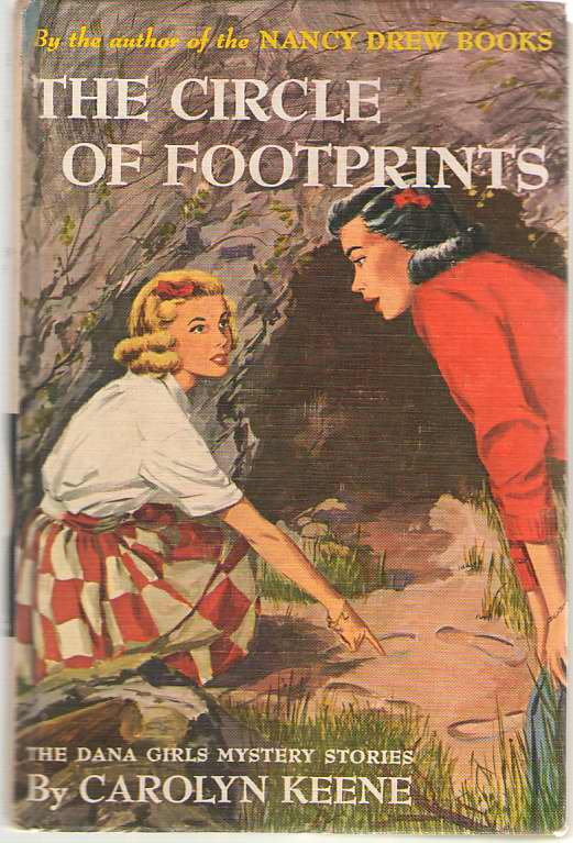 Circle of Footprints, Keene, Carolyn (Mildred A. Wirt)