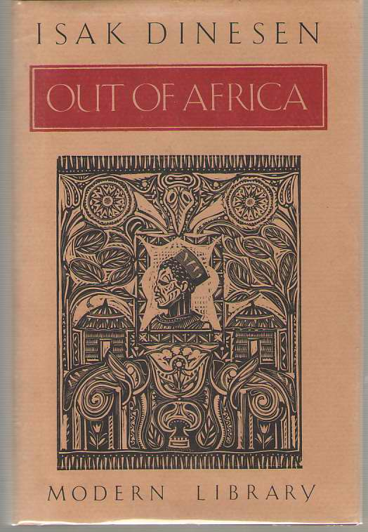 Out Of Africa, Dinesen, Isak
