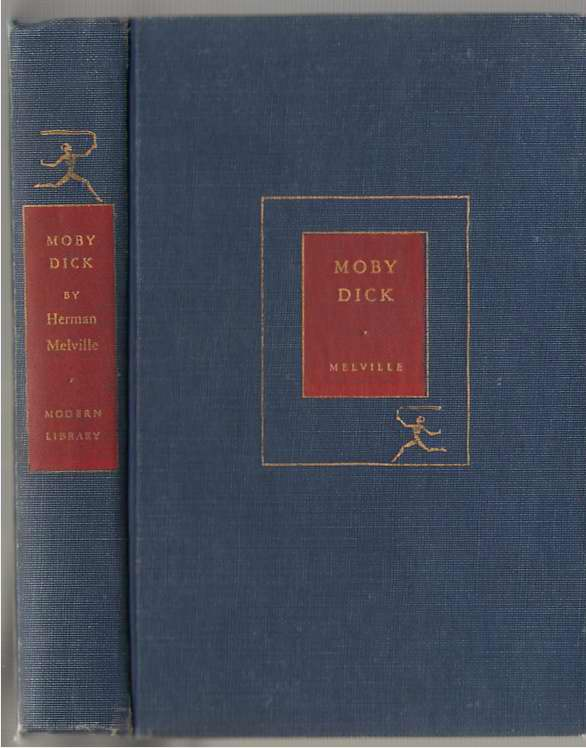Moby Dick, Or, The Whale, Melville, Herman; Howard, Leon (Introduction)