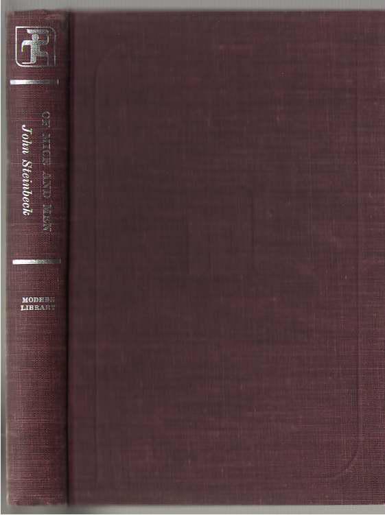 Of Mice And Men, Steinbeck, John