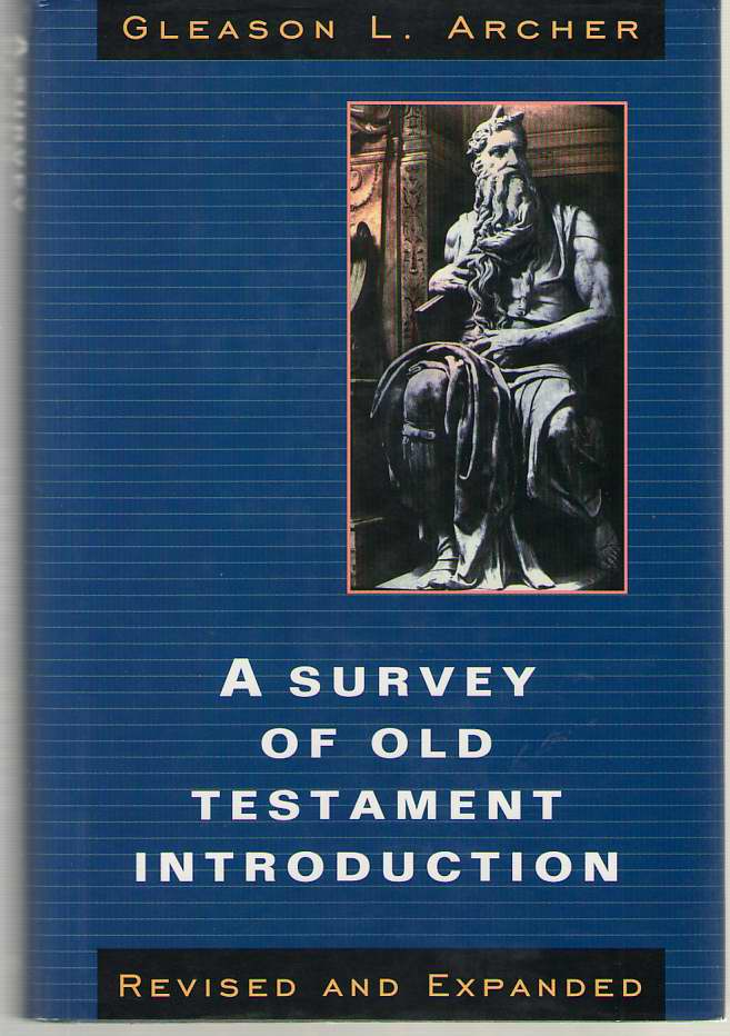 Image for A Survey of Old Testament Introduction