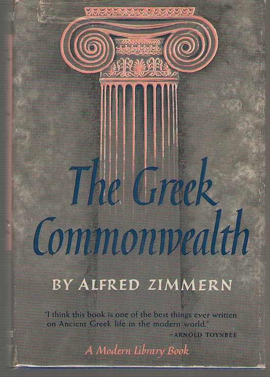 The Greek Commonwealth
